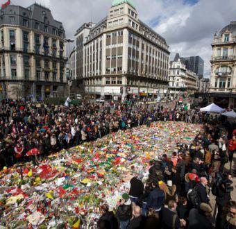 El impacto global del atentado en Bruselas