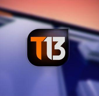 T13 logo 2016