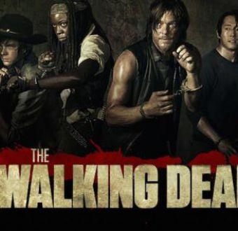 Miembro del staff de The Walking Dead filtra a quién mató Negan