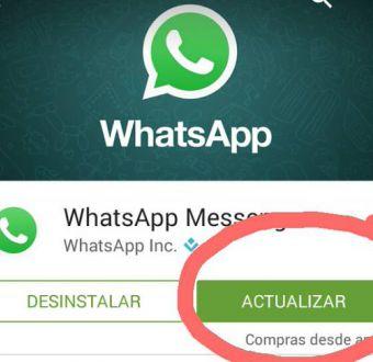 WhatsApp estrena nueva versión que permite dibujar encima de las fotos