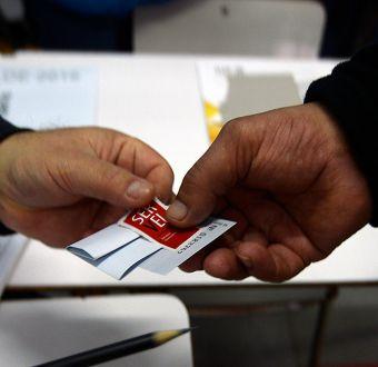 Elecciones serán el 23 de octubre
