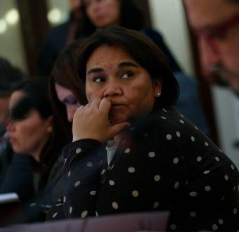 Solange Huerta no dio salida a 1.000 causas por abusos sexuales contra niños durante el 2015