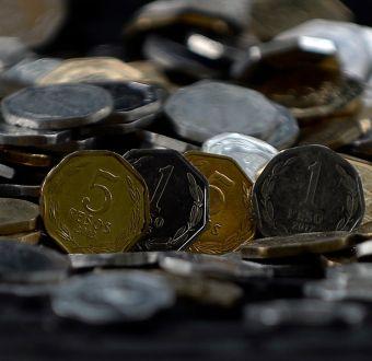Ya es oficial: se dejarán de emitir monedas de $1 y 5$ a partir del 26 de octubre de 2017