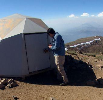 [VIDEO] Los peligrosos senderos que recorrieron los excursionistas del cerro Provincia