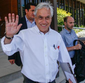 PRI prepara proclamación de Piñera como candidato presidencial