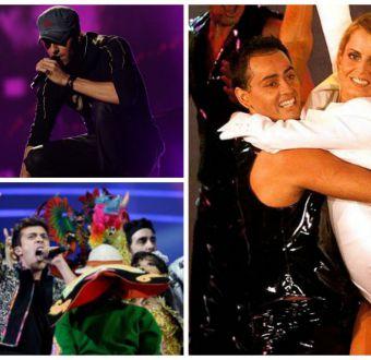 10 grandes polémicas del Festival de Viña