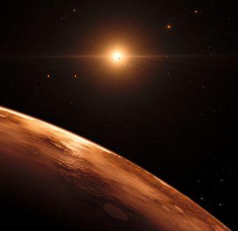 Descubren siete planetas similares a la Tierra que orbitan una estrella
