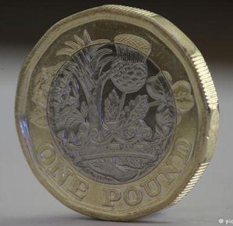 Nueva moneda británica a prueba de falsificaciones