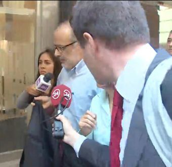 Gobierno condena funa a ministro Rodrigo Valdés