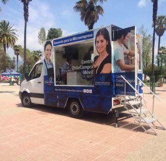 ChileCompra Móvil se instala la próxima semana en Puente Alto