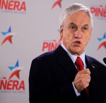 Sebastián Piñera: No aceptaremos más insultos a nuestros Carabineros
