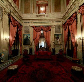 Palacio Cousiño reabre sus puertas despues de restauración de 7 años.
