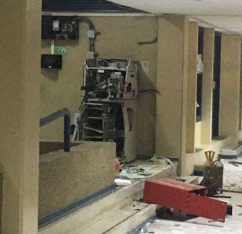 Detonan cajero automático al interior de la Universidad de la Frontera en Temuco