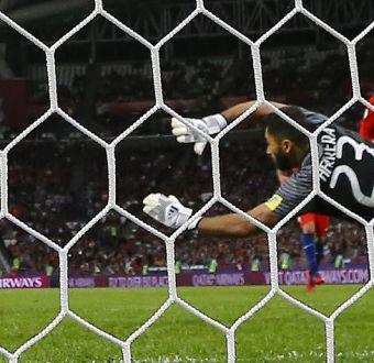 [VIDEO] Alemania aprovecha una fisura de la zaga de Chile y marca el 1-1 en Copa Confederaciones