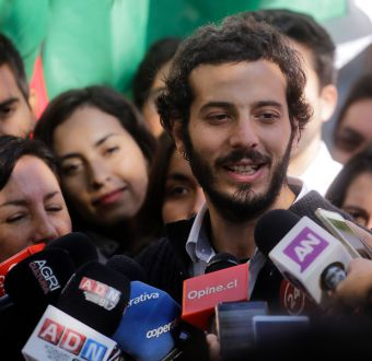 Rodrigo Echecopar - Presidente de Revolución Democrática