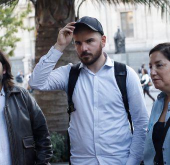 Alberto Mayol, Giorgio Jackson y Beatriz Sánchez