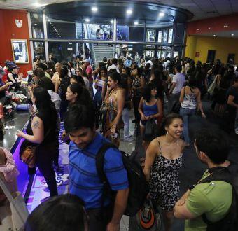 Alternancia obligatoria de descanso regirá estas fiestas patrias en cines y otros locales