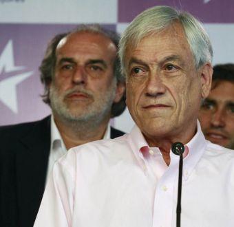 """Piñera sobre Guillier: """"Se parece cada día más a Maduro"""""""
