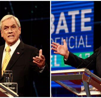 Debate Anatel: Expertos eligen al ganador entre Piñera y Guillier