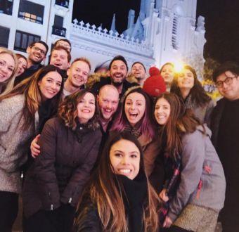 La jefa del año: Ofreció un viaje a sus trabajadores como regalo de Navidad