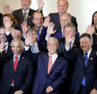 Segundo gobierno de Piñera