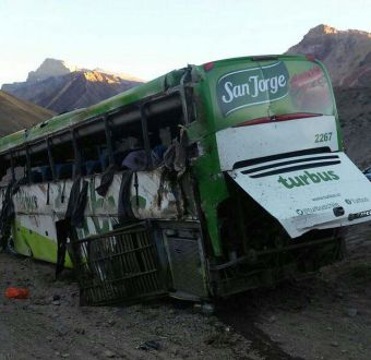 Chofer chileno de Tur Bus es condenado a 20 años de cárcel