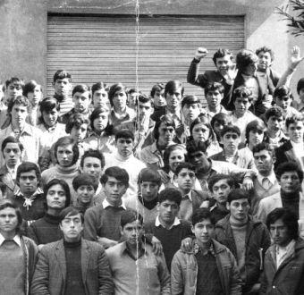 Los chilenos enviados a la Unión Soviética y que se quedaron por el golpe de Estado contra Allende