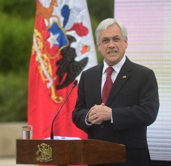 Piñera afirma que inventario de glaciares no afecta nuestra soberanía