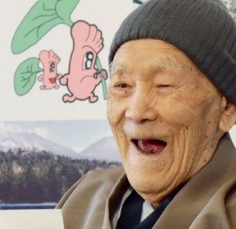 """Fallece a los 113 años el """"hombre más viejo del mundo"""""""