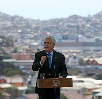 Presidente Piñera viajará este lunes a Coquimbo tras sismo de 6,7