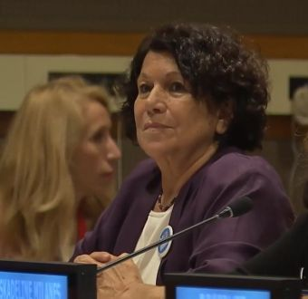 [VIDEO] Controversia por sueldo de Estela Ortiz en Conain