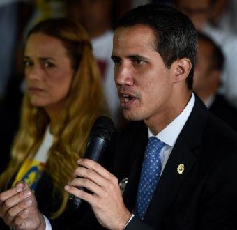 Guaidó valoró visita de Piñera a Cúcuta: Nos sentimos muy orgullosos