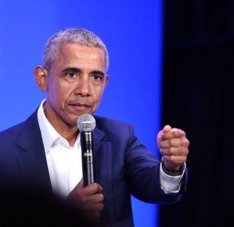 """Barack Obama: """"no necesitas a 8 mujeres haciendo twerking"""""""