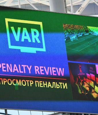 [VIDEO] Peleas por el VAR: Las polémicas del Mundial de Rusia 2018