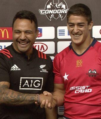 [VIDEO] Maorí All Blacks: El mayor desafío del rugby chileno