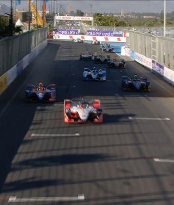 [VIDEO] Los grandes pilotos que llegan a Chile para el Antofagasta Minerals Santiago E-Prix