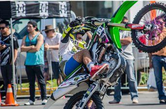 [FOTOS] Para los fanáticas y fanáticas ya se vive la Expo Motos Chile 2017