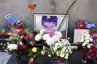 [FOTOS] Así se vivió la conmemoración del quinto año de la muerte de Daniel Zamudio