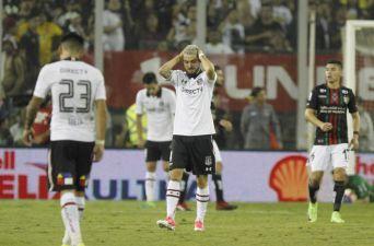 [FOTOS] Así fue el empate de Colo Colo frente a Palestino en el Clausura