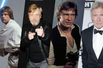 [FOTOS] Los 40 años de Star Wars: el antes y ahora del primer elenco