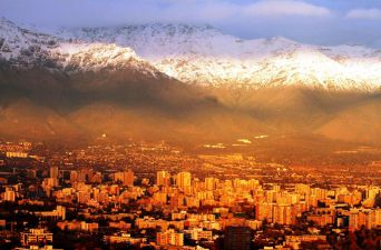 [FOTOS] Santiago después de la lluvia