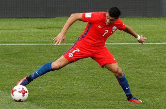 [FOTOS] Las mejores imágenes del partido entre Chile y Australia