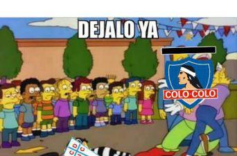 [FOTOS] Los memes de la derrota de Universidad Católica ante Colo Colo