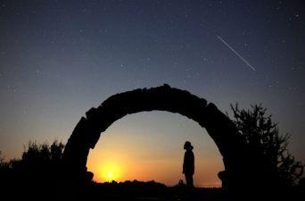 [FOTOS] Perseidas: La lluvia de estrellas que se dejó ver en el hemisferio norte