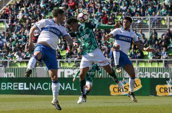 [FOTOS] Las imágenes de la igualdad entre Santiago Wanderers y la UC