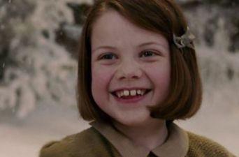 [FOTOS] A sus 22 años así está Lucy la niña de Las crónicas de Narnia