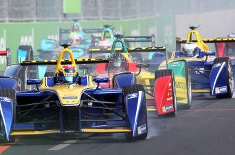 [FOTOS] Así avanzan los preparativos para el debut de la Fórmula E