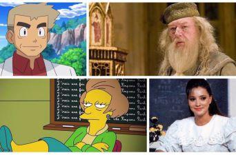 [FOTOS] En el día del profesor: 10 grandes maestros del cine y la televisión