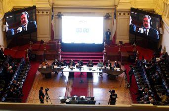 [FOTOS] Lo que no se vio del debate presidencial de la Archi