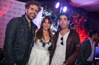Patricia López fue parte del lanzamiento de Pantalla Nacional de Claro Video